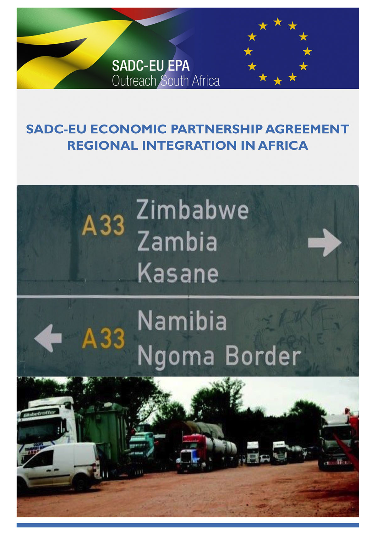 SADC-EU EPA: Regional Intergration in Africa