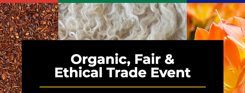 Organic Fair Ethical Trade Event