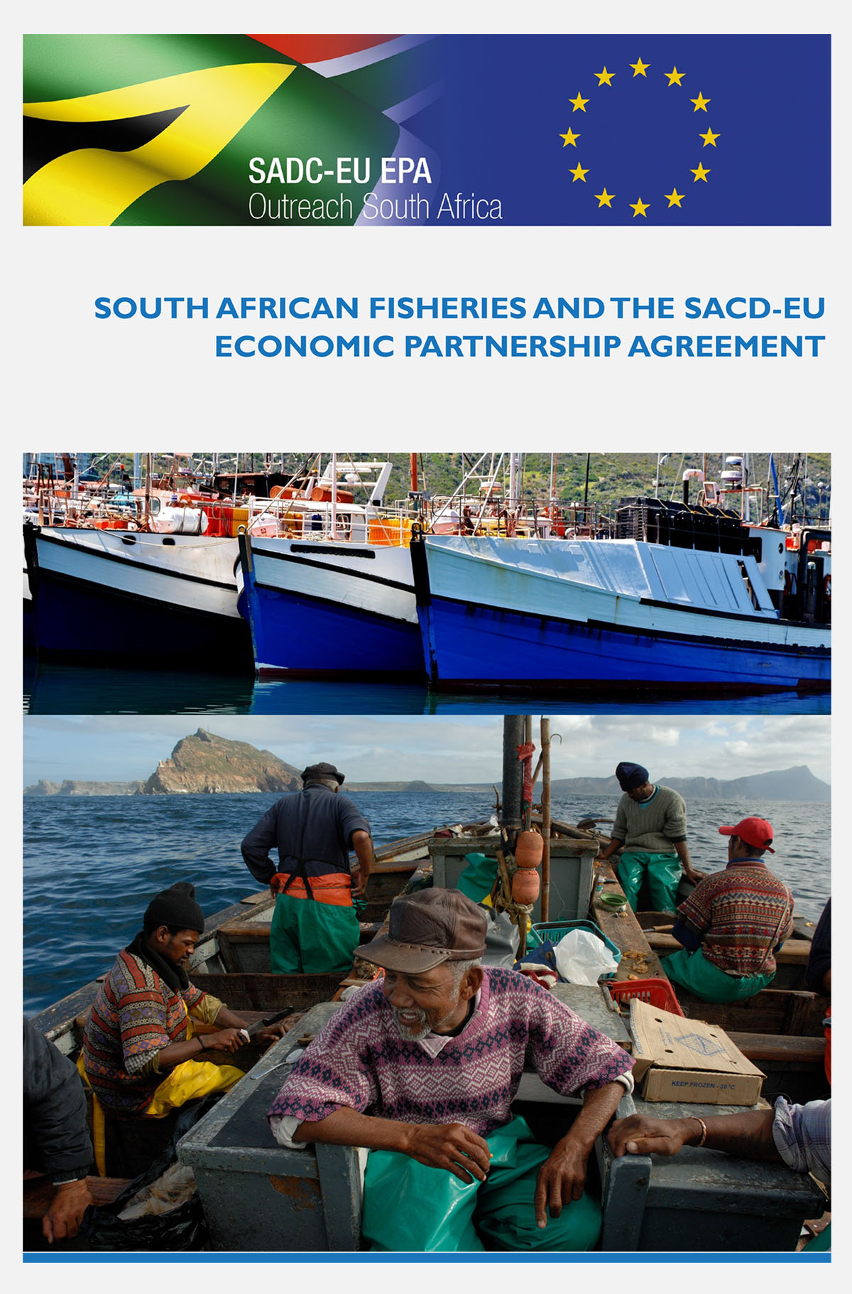 South African Fisheries and the SACD-EU EPA
